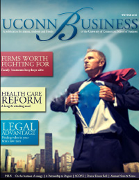 UConn Business Magazine, vol. 2, issue 1