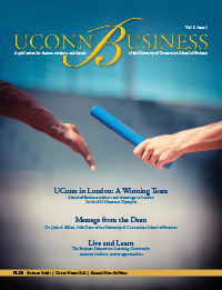 UConn Business Magazine, vol. 3, issue 1
