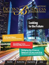 UConn Business Magazine, vol. 3, issue 2, Spring 2013