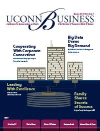 UConn Business Magazine, vol. 3, issue 3, Summer 2013