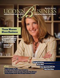 UConn Business Magazine, vol. 4, issue 1, Winter 2014