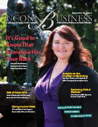 UConn Business Magazine, vol. 4, issue 3, Summer 2014